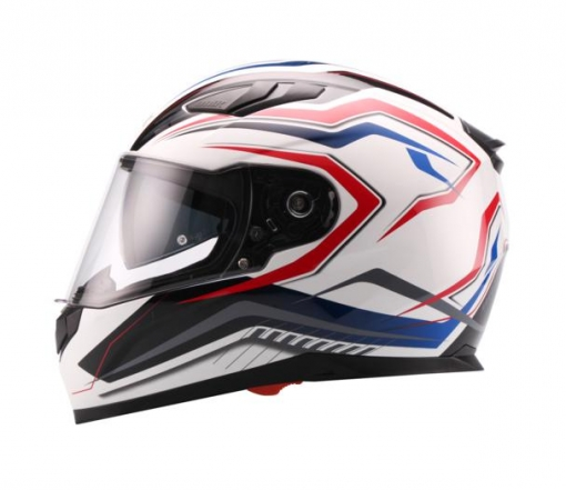 Casco Unik Con Gafa Solar Ci-01  Arrow