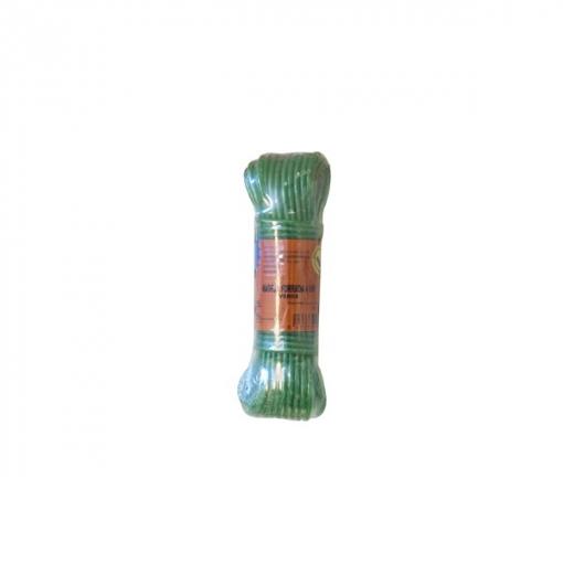 Cuerda Pe Forrada 4 Mm Verde - Neoferr - Ph0558 - 10 M