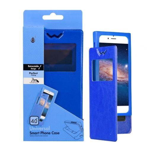6086f0132e0 Funda Universal Azul De 5.5 Pulgadas Para Celular   Las mejores ...