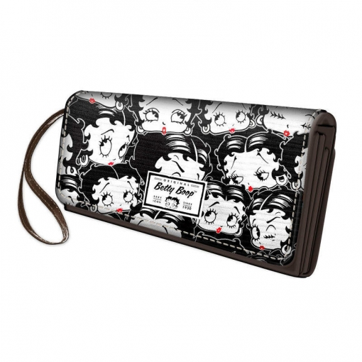 Billetero Betty Boop Noir | Las mejores ofertas de Carrefour