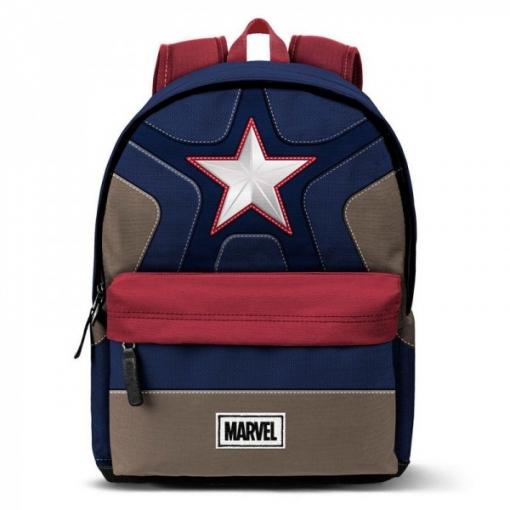mitad de descuento d1df0 359e5 Mochila Capitan America Marvel 42cm
