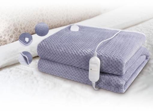 Manta Electrica 150 X 80.Manta Electrica 150 Cm X 80 Cm Perfecto Para Calentar Camas