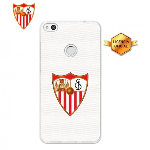 d9383d0563b Funda Oficial Sevilla Fc Huawei P8 Lite 2017 - Escudo 4 | Las ...