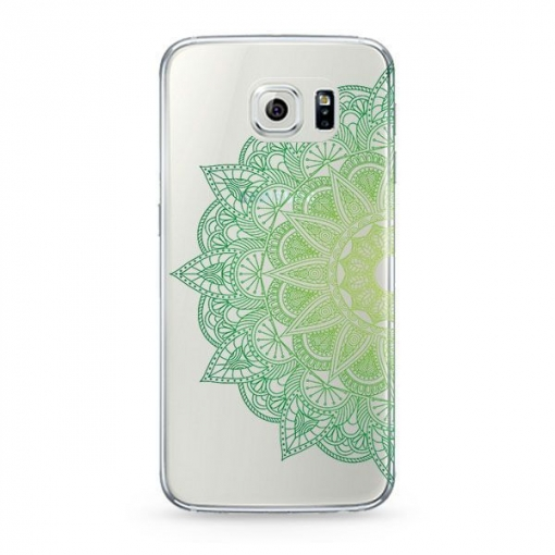 Funda Caseland Vitral Samsung Galaxy S6 Flexible