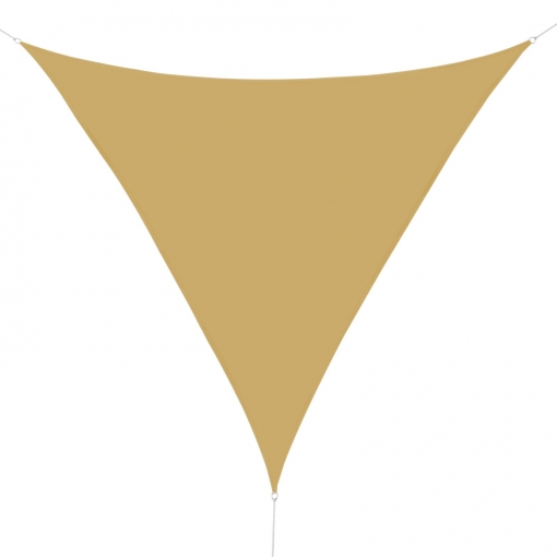Toldo Vela Triangulo Tipo Sombrilla Parasol Para Terraza Jardin Y - Sombrillas-para-terrazas