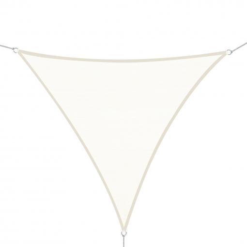 0809d3d1 Outsunny Toldo Vela 3x3x3m Triangulo Color Crema Sombrilla Parasol Terraza  Jardin Camping con Ofertas en Carrefour | Las mejores ofertas de Carrefour