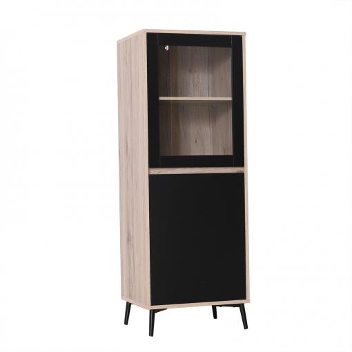 Homcom® Armario Gabinete Consola Mueble Aparador Organizador De ...