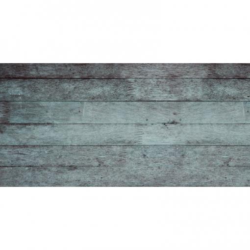 Flooralia - Alfombra Vinilica Texturas, 230x160cm, Azul