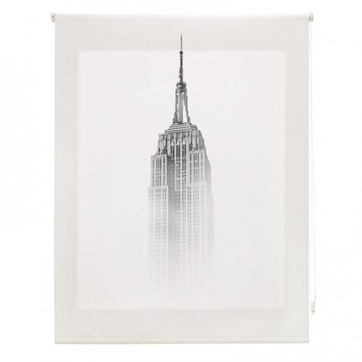 Homeflex - Estor Digital Salon Manhattan, Enrollable,  180x250 Cm