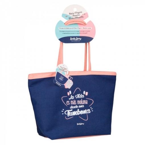 Bolsa Playa Monedero Tumbona Con Ofertas En Carrefour Las