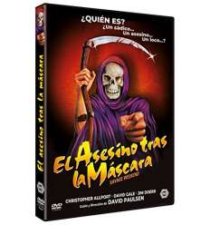 El Asesino Tras La Máscara Dvd 1979 Savage Weekend