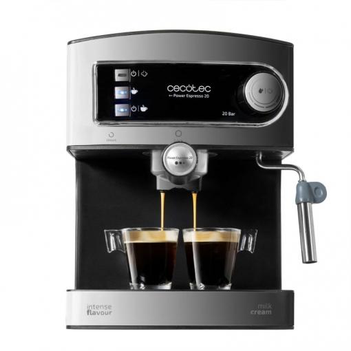 Cafetera Express Para Espresso Y Cappuccino Con Vaporizador. 850 W ...