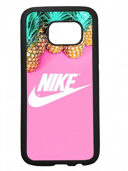 b594a4b30ca Carcasas Funda De Movil Compatible Con Samsung Galaxy S8 Modelo Nike Piña