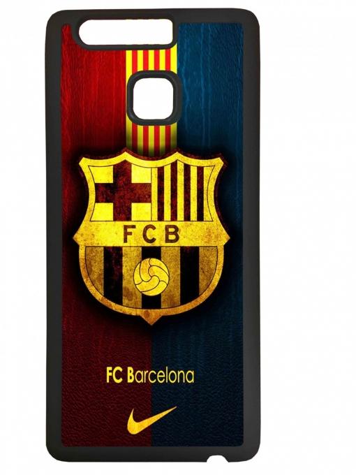 2b0f7e07411 Fundas Carcasas De Movil De Tpu Compatible Con Huawei P9 Lite Barcelona  Futbol
