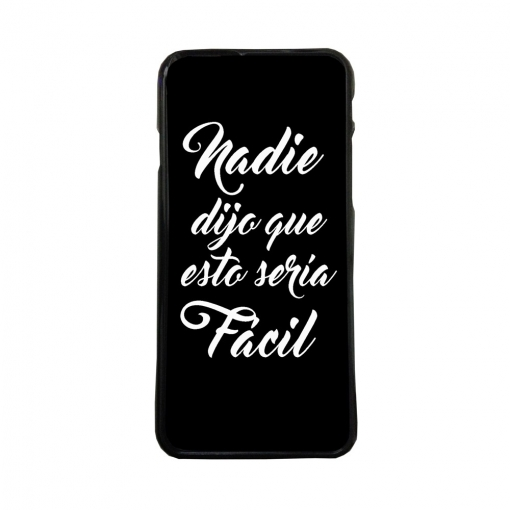 796f666cfdb Carcasas De Movil Fundas De Moviles De Tpu Compatible Con Iphone 6 Frases  Graciosas Facil