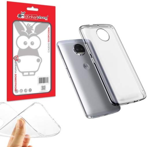 Transparente Funda Gel Original Producto Donkeyphone® Para sdQrthCx