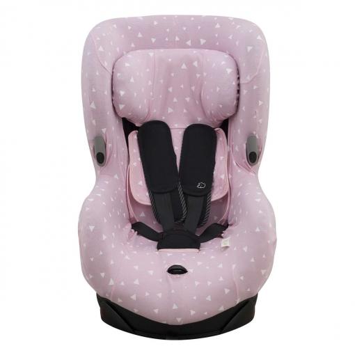 Funda Janabebe Para Bebe Confort Axiss Estampado Pink Sparkles
