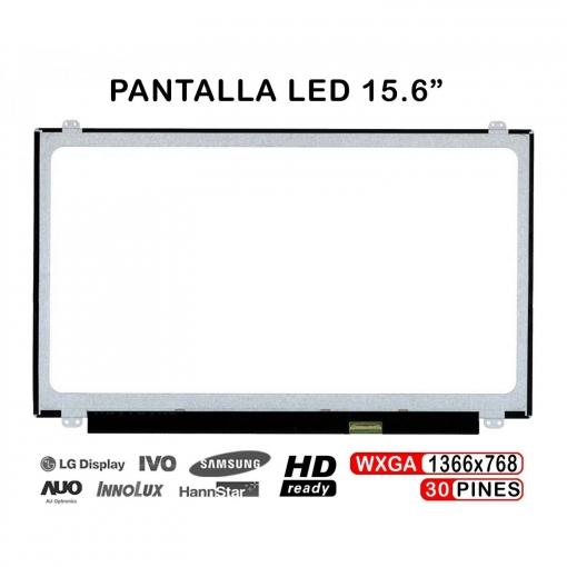Portatilmovil Pantalla LED DE 15.6 para PORT/ÁTIL Acer TRAVELMATE P256-Z5WBH