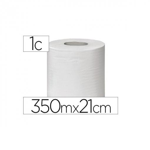 Papel Secamanos Buga 35x21cm Reciclado 1 Capa 43 G/m2 350 M (pack De 6 Uds.)