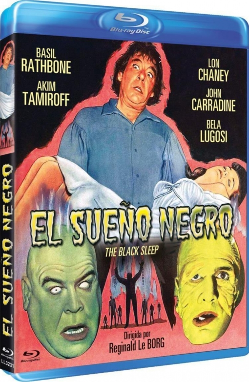 El Sue�o Negro (blu-ray) (the Black Sleep)
