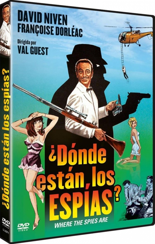 Donde Estan Los Espias? (where The Spies Are?)