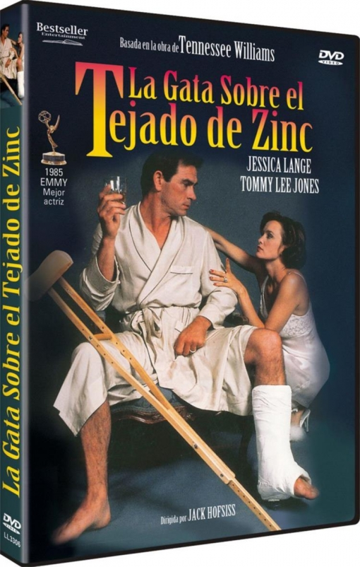 La Gata Sobre El Tejado De Zinc (1984) (cat On A Hot Tin Roof)