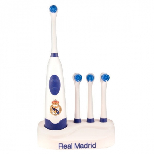 Cepillo Dientes Electrico Real Madrid