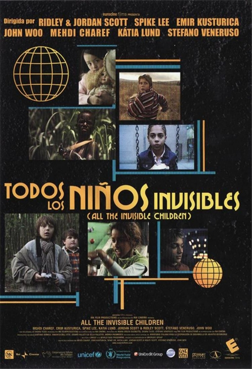 Todos Los Ni�os Invisibles (all The Invisible Children)