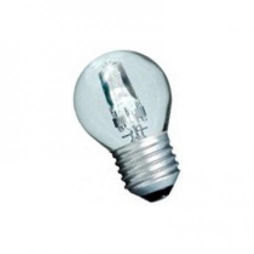 Lamp.halog.ahorro Esferica Clara E27 42w(60w) Gsc Evolution