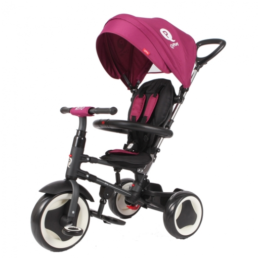 Triciclo Qplay Rito-color Morado