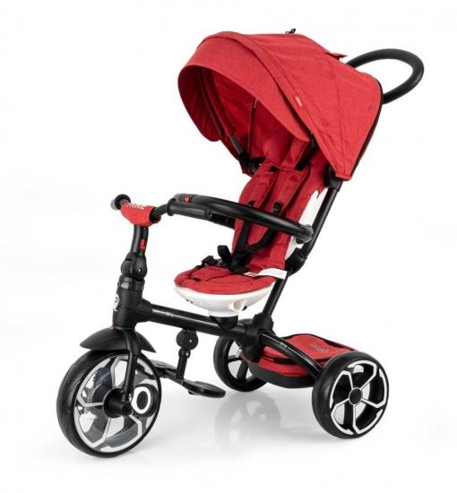 Triciclo Qplay Prime-rojo