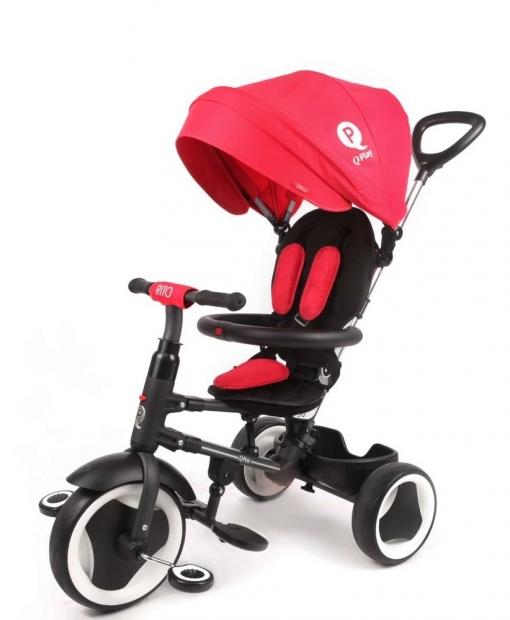 Triciclo Evolutivo Rito-color Rojo