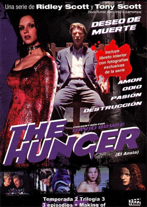 The Hunger (el Ansia) - 2� Temporada - 3� Trilogia