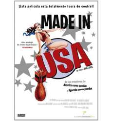 Made In Usa (dvd)