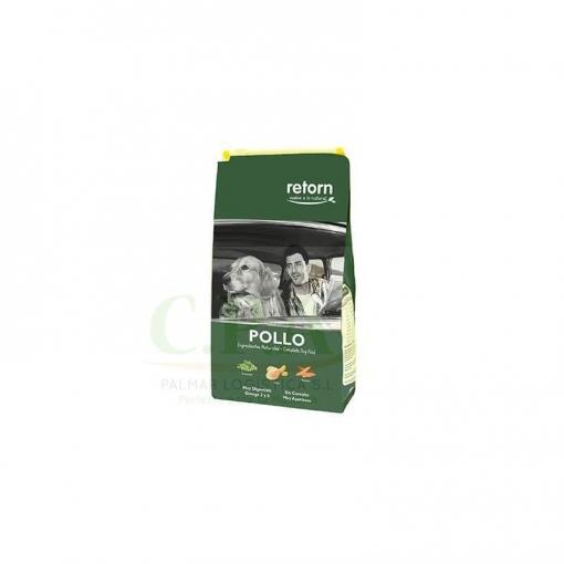 Retorn Adult Pollo 12 Kg