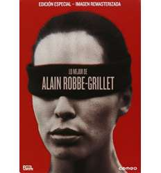 Pack Alain Robbe-grillet [dvd]