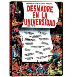 Desmadre En La Universidad (dvd)