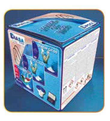 21b5f8c38c58 Starter Kit Inicio: Primer Tratamiento Para Piscinas Hinchables O Portátiles .