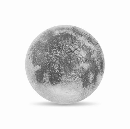 Pared Luna 'la En Habitación De Lámpara Mi IyYvbf7m6g