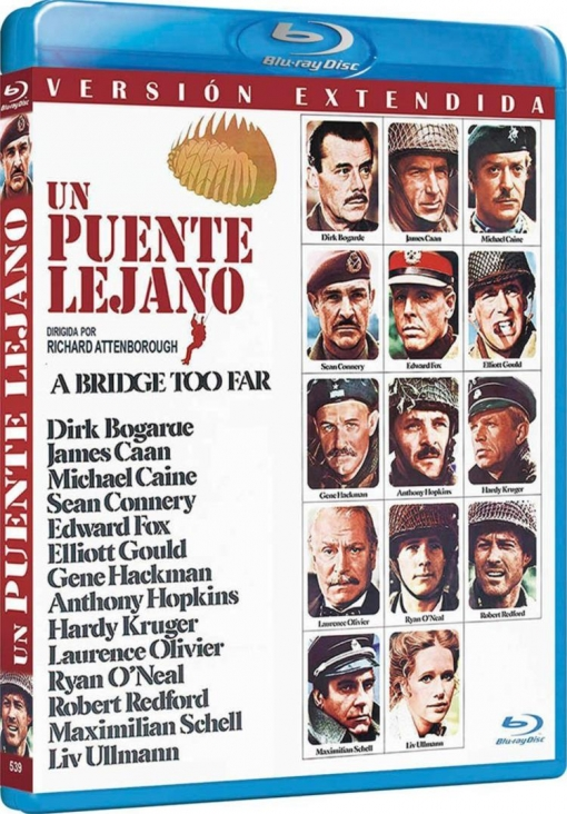 Un Puente Lejano (blu-ray) (a Bridge Too Far)