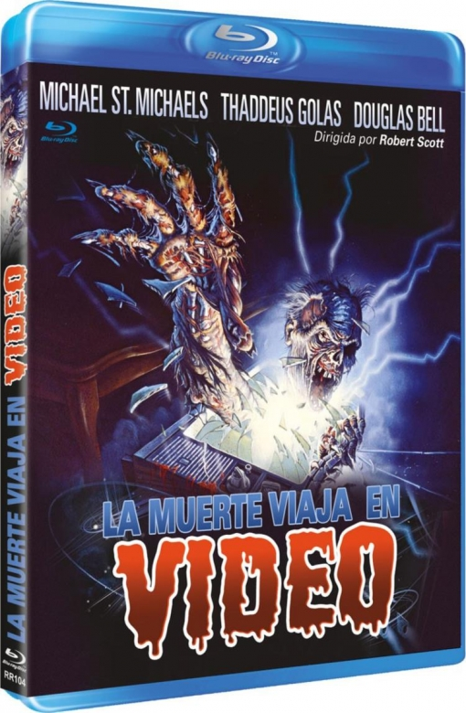 La Muerte Viaja En Video (blu-ray) (bd-r) (the Video Dead)