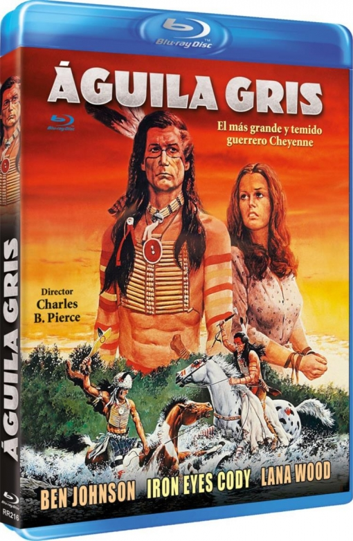 �guila Gris (blu-ray) (bd-r) (grayeagle)