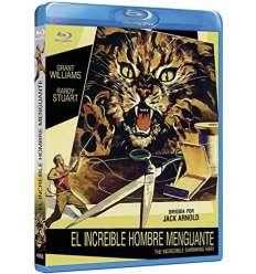 El Increíble Hombre Menguante  Bd 1957 The Incredible Shrinking Man [blu-ray]