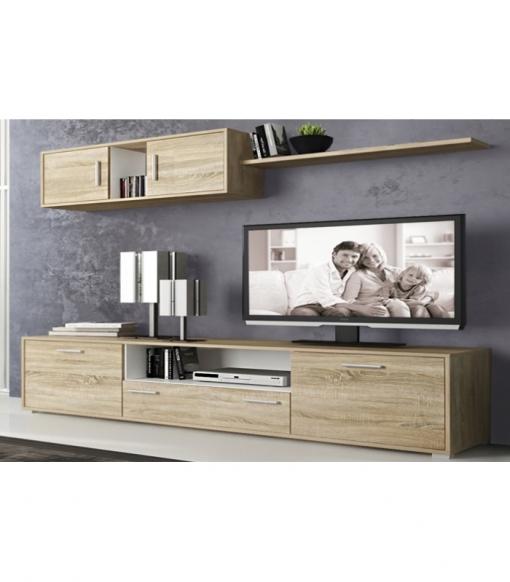 Muebles de salon modernos y baratos en color cambrian blanco dimas las mejores ofertas de - Muebles de salon modernos baratos ...
