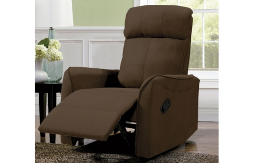Sillon Relax Reclinable Color Chocolate
