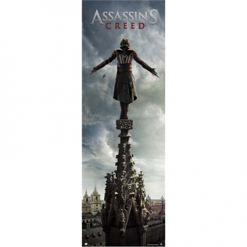 Poster Puerta Assassin S Creed