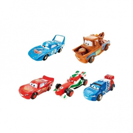 Pack 2 Gomas De Borrar Cars