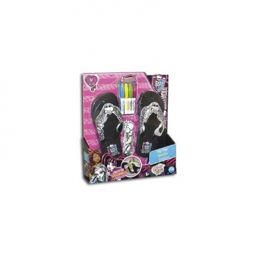 Color Me Mine Chanclas Monster High Las Mejores Ofertas De Carrefour