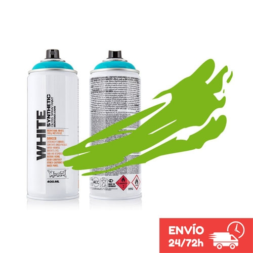 Spray Color Verde Montana Wht6020 Caipirinha 400ml