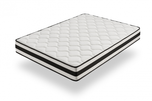 Colchon Visco Soft 110 X 190 Cm Alta Durabilidad Antiacaros